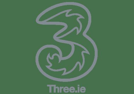Three Mobile Branding Client Dublin