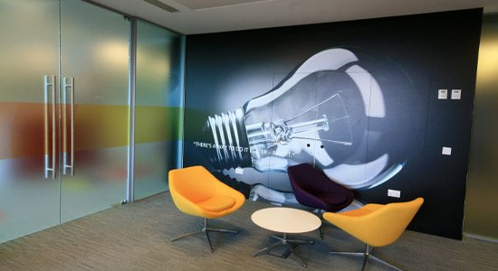 Wall Art Branding Products - Vision Branding Dublin