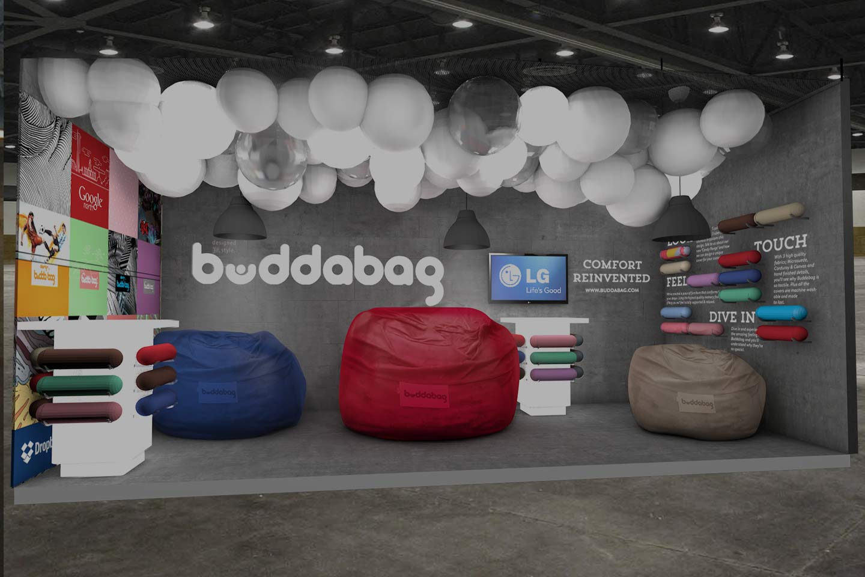 Branding Case Study - Buddabag - Vision Branding Dublin