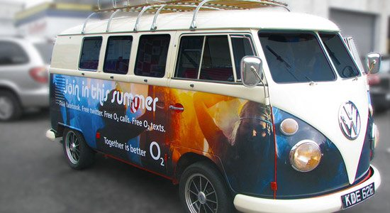 Vehicle Branding - Vehicle Graphics Dublin