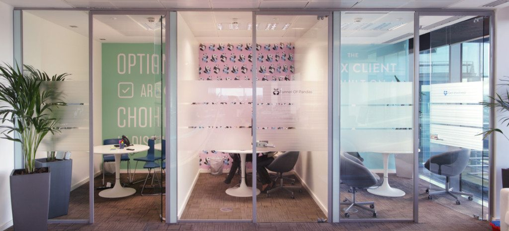 Office Wall Graphics Create An Inspiring Environment