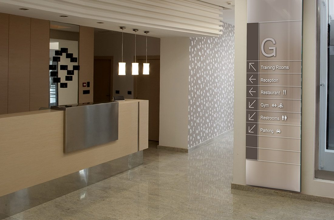 toronto film building window graphics company justsignit leading signage interior signs frosted