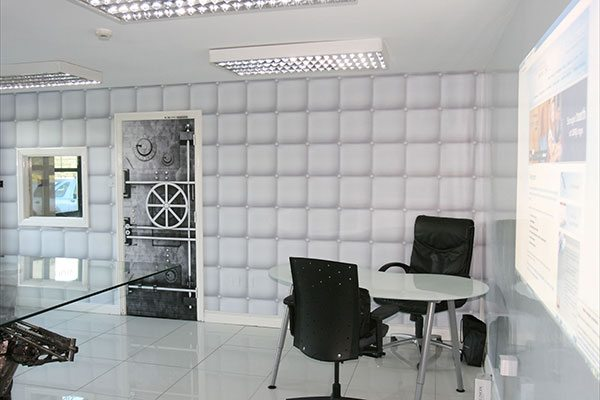 Vision Office graphics