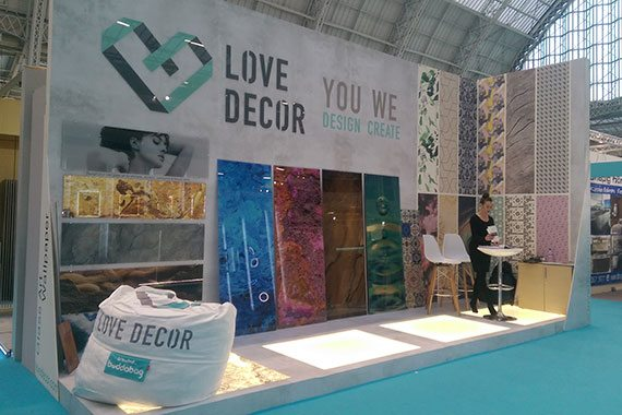 Exhibition Stand Guidelines : Branding for exhibitions design installation services