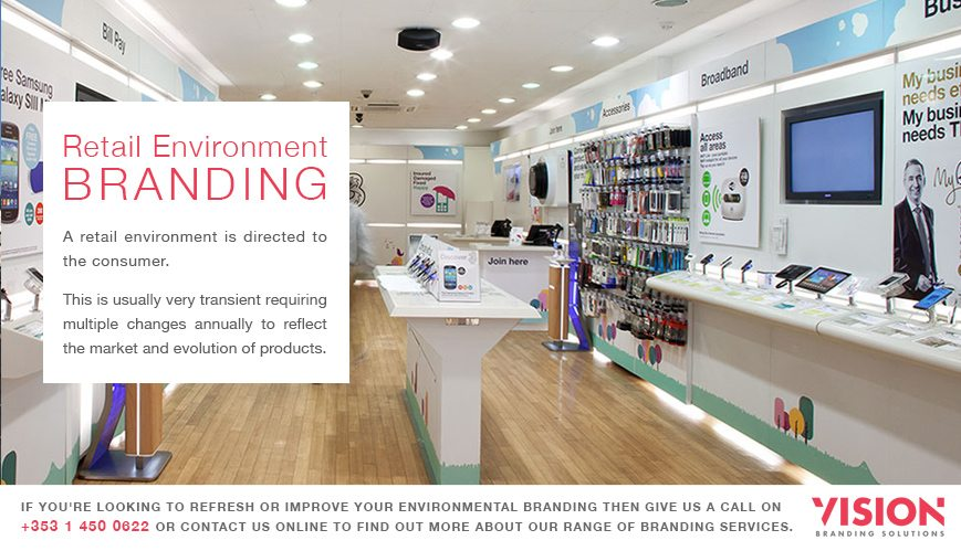 Retail Branding - Environmental Branding for Retail