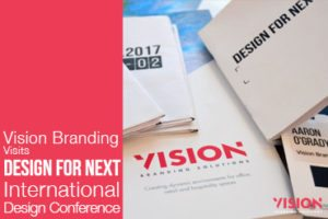 Design for Next International Design Conference - Vision Branding