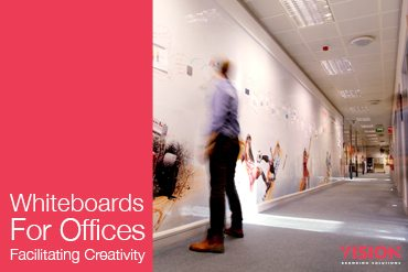 Whiteboards Used in Offices - Vision Branding Solutions