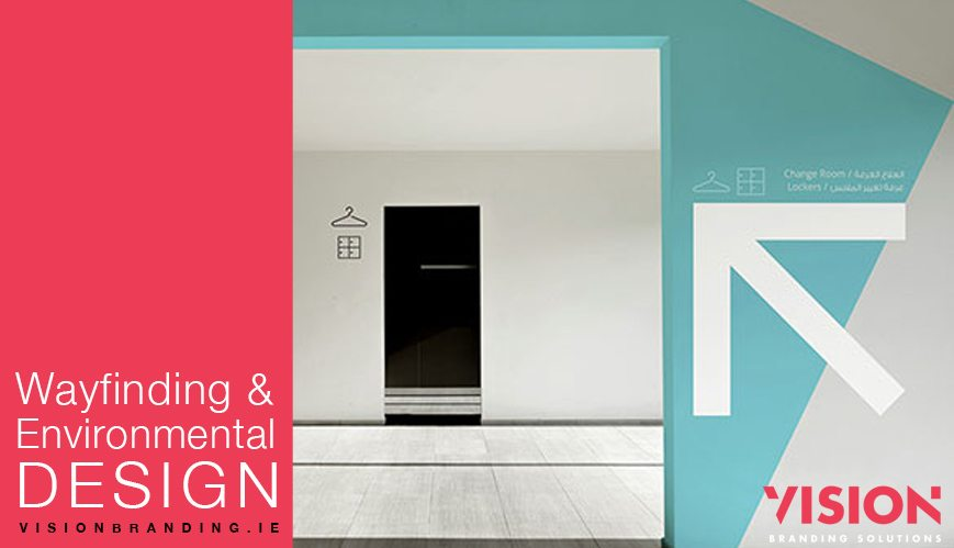 Wayfinding and Environmental Design - Vision Branding Solutions
