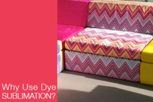 Why Use Dye Sublimation - Vision Branding