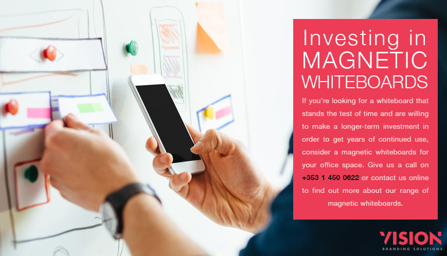 Investing in Magnetic Whiteboards - Whiteboards for Offices